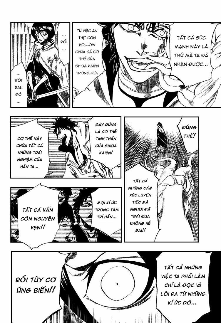 Bleach chapter 267 trang 12