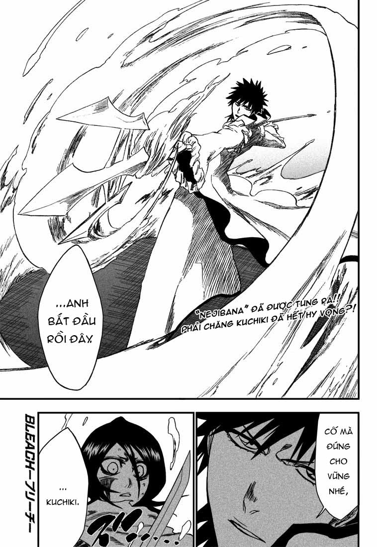 Bleach chapter 266 trang 4