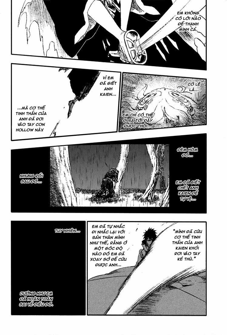 Bleach chapter 267 trang 17