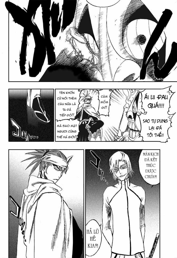 Bleach chapter 265 trang 7