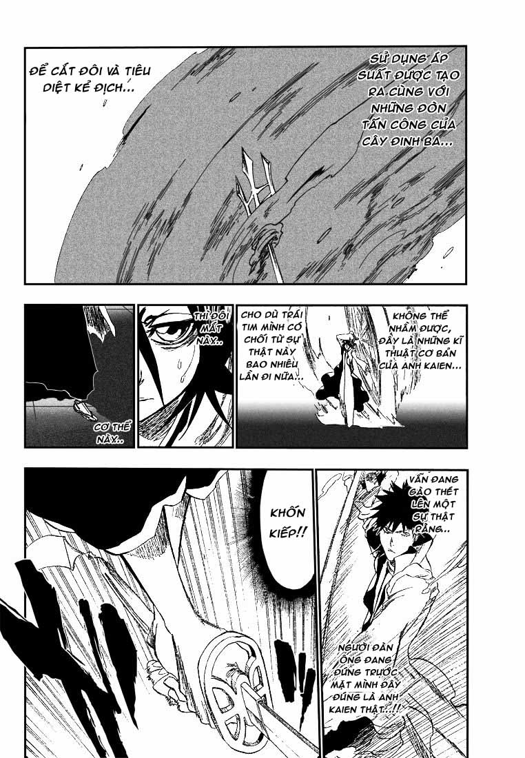 Bleach chapter 266 trang 11