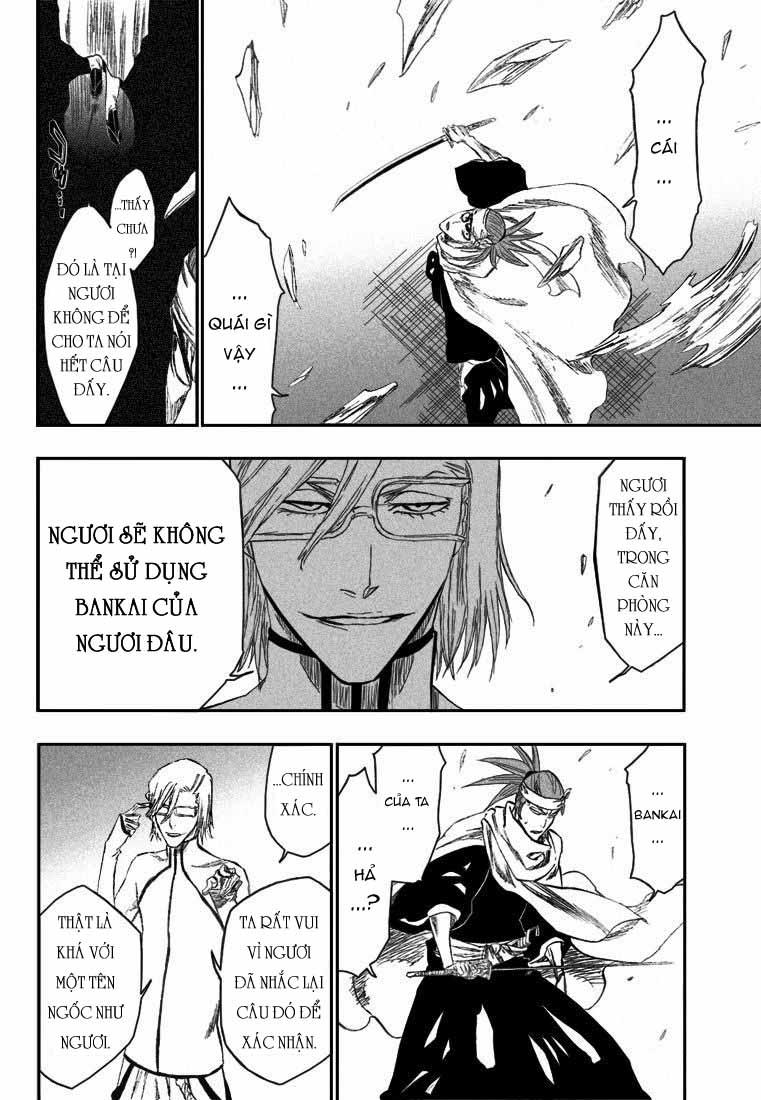 Bleach chapter 265 trang 11