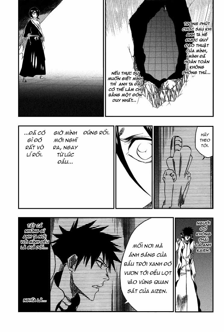Bleach chapter 266 trang 16