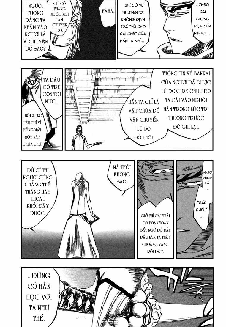 Bleach chapter 265 trang 14