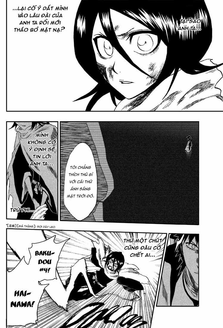 Bleach chapter 266 trang 17