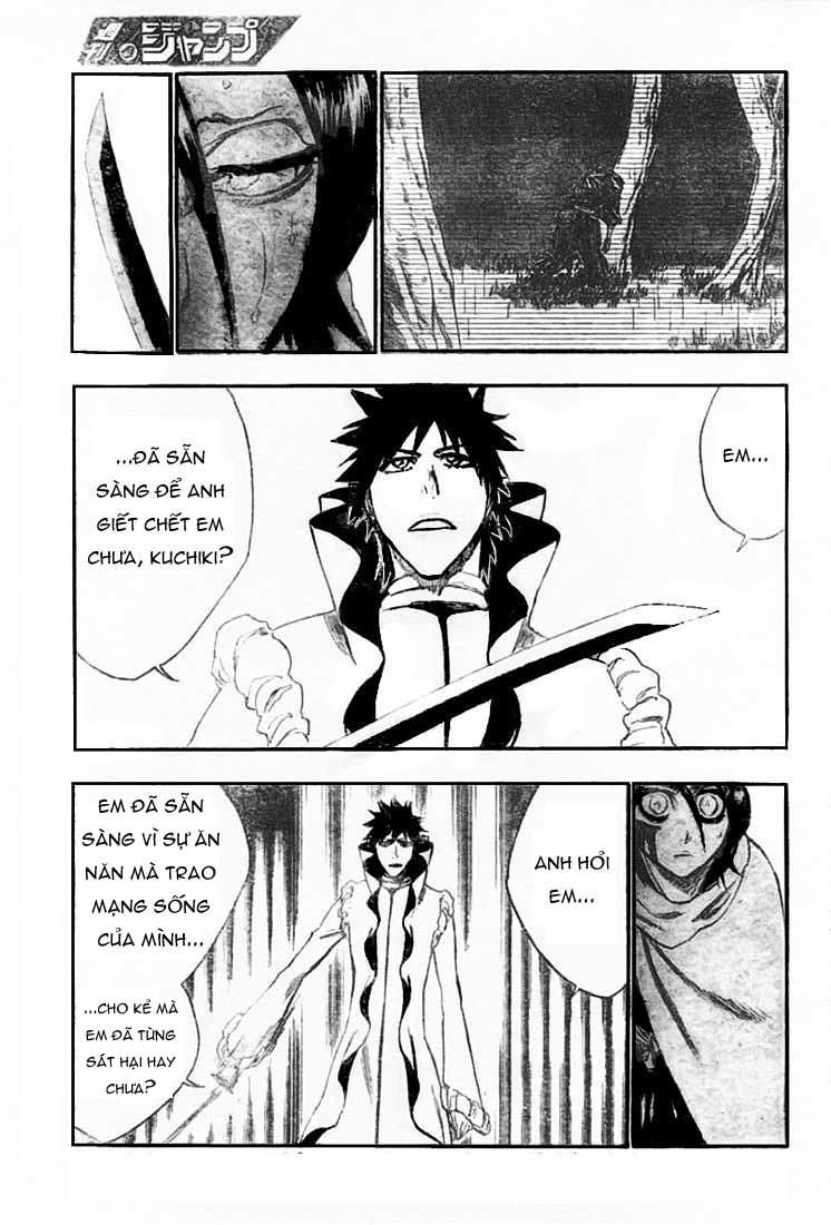Bleach chapter 264 trang 9