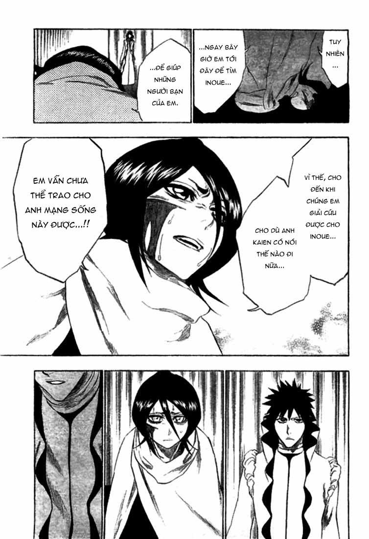 Bleach chapter 264 trang 11