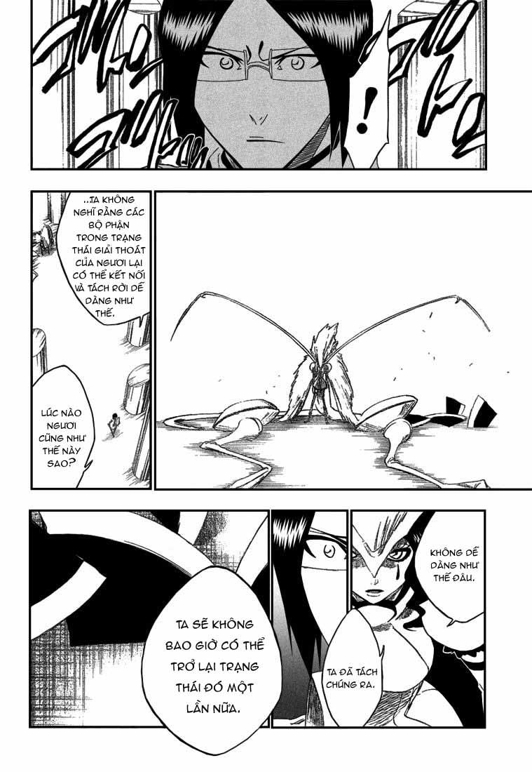 Bleach chapter 258 trang 11