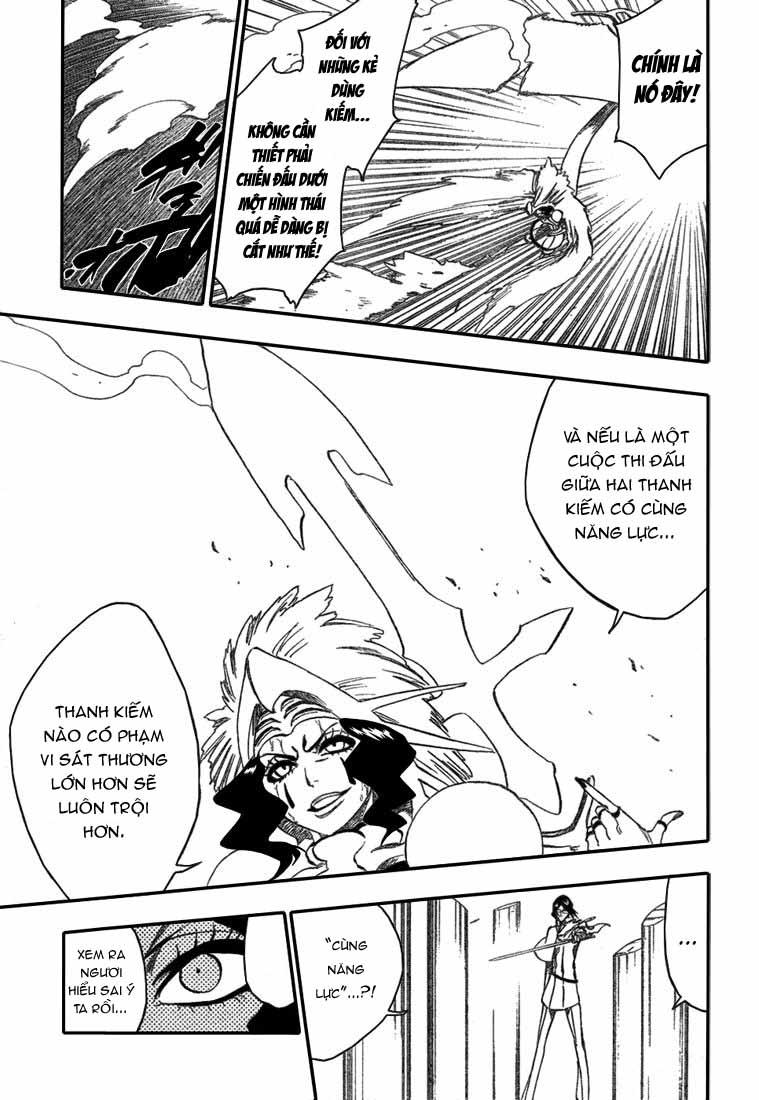 Bleach chapter 258 trang 16