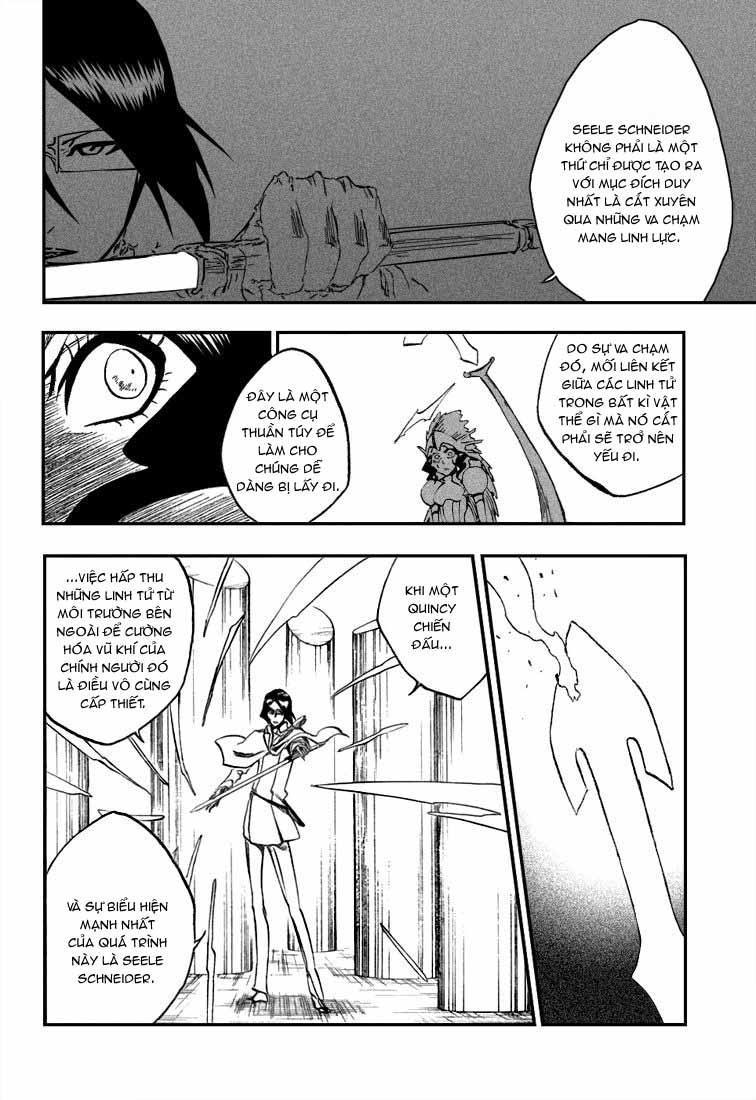 Bleach chapter 258 trang 17