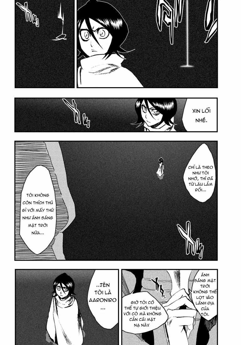Bleach chapter 262 trang 19