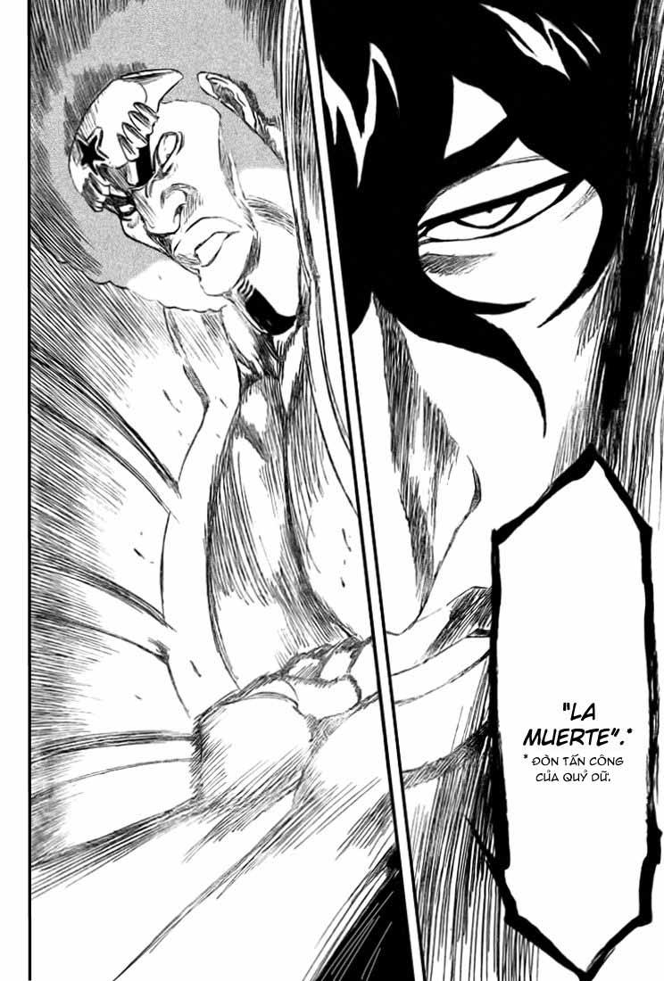 Bleach chapter 261 trang 12