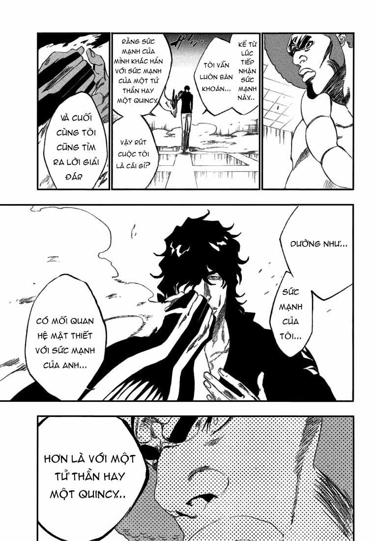 Bleach chapter 260 trang 4