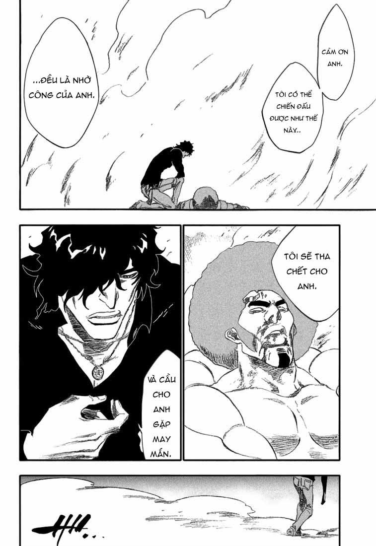 Bleach chapter 261 trang 16