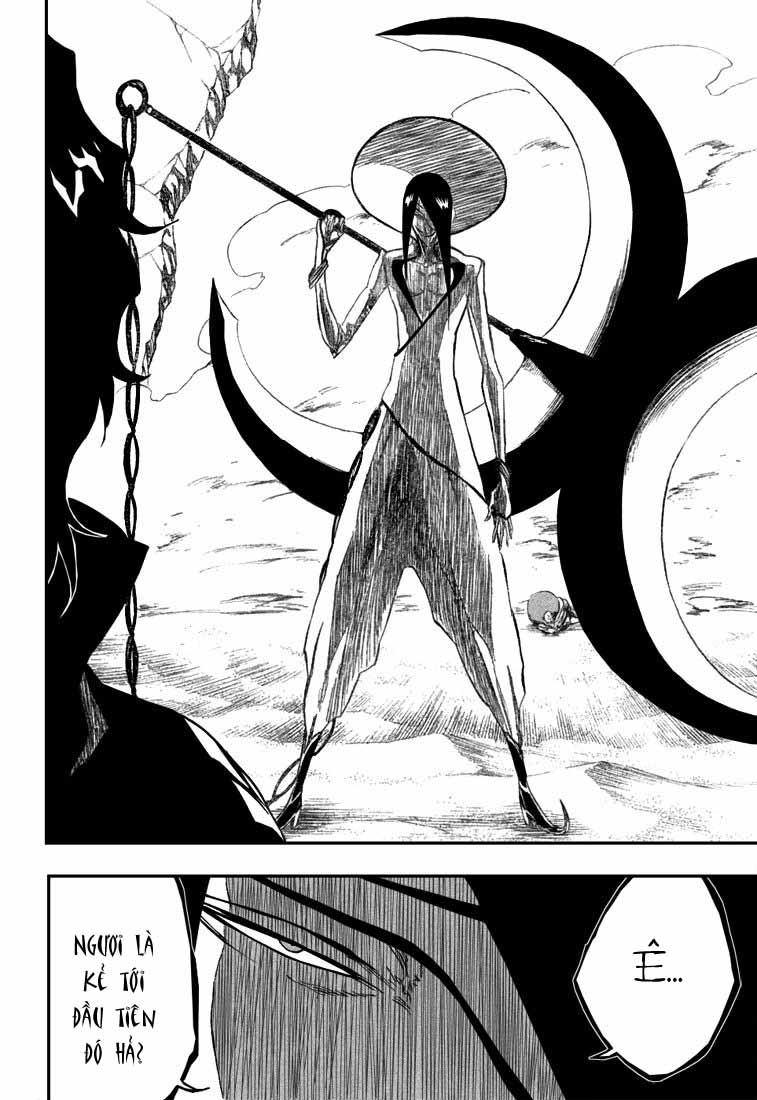 Bleach chapter 261 trang 18