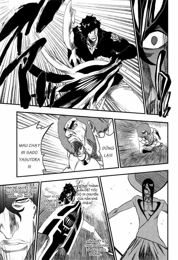 Bleach chapter 261 trang 19