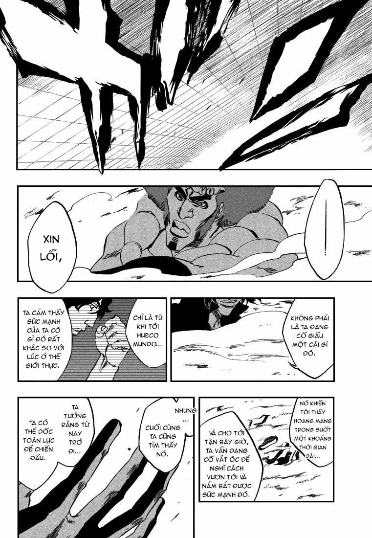Bleach chapter 259 trang 19