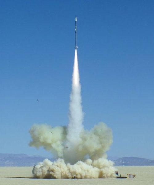 amateur rocketry telemetry