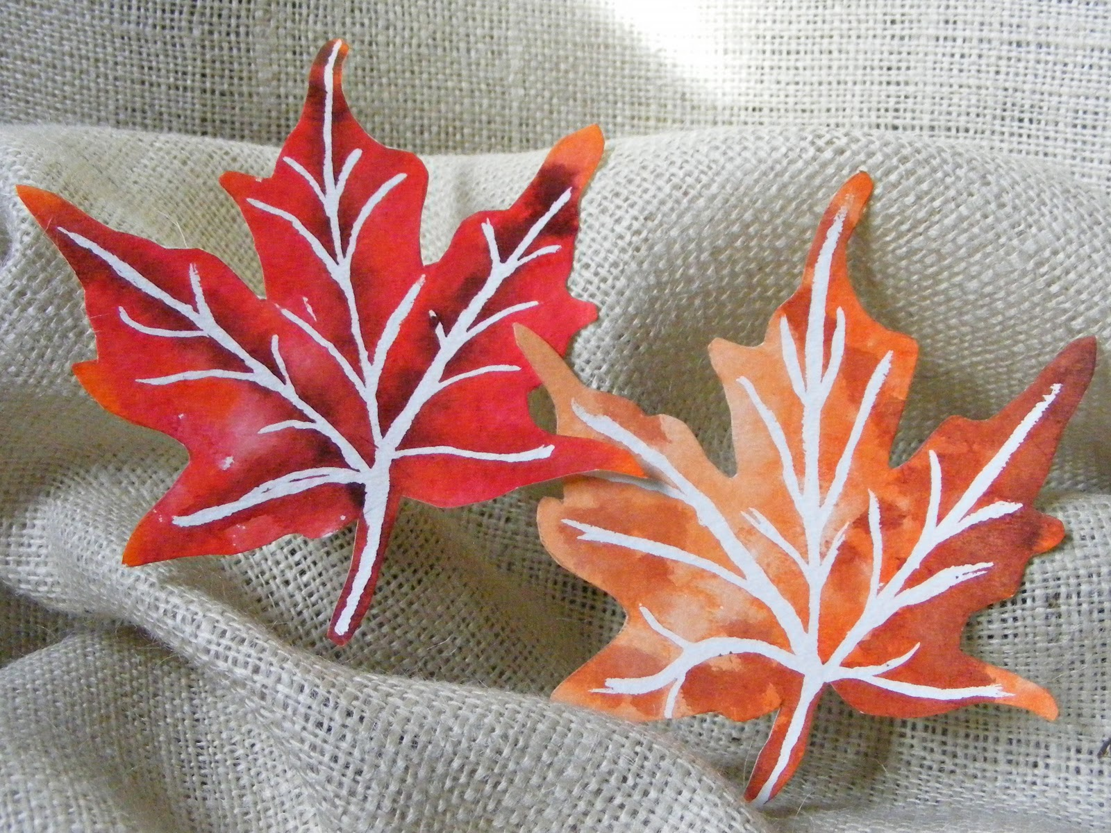Fall Craft Sunday School