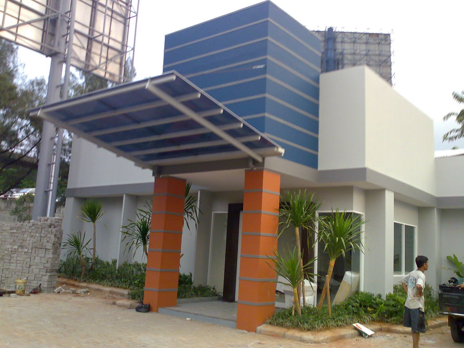 Plafon Dari Baja Ringan Rangka Atap , Design Arsitecture & Interior ...
