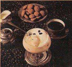 Receta de Crema de Café