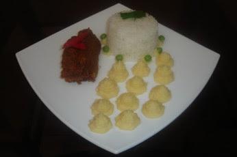 Receta de Pastel de Carne Mixto