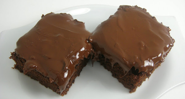 Elizabeth's Edible Experience: Blossoms and Brownies