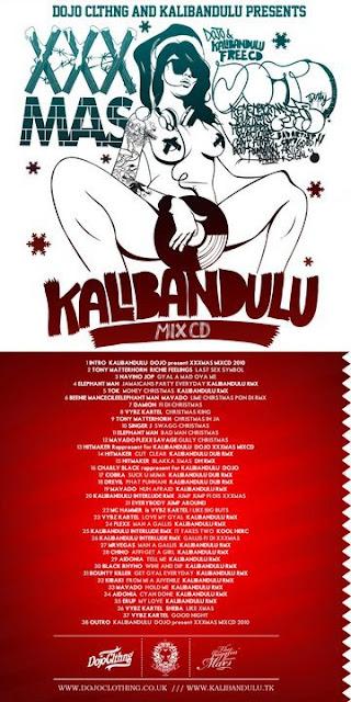 """0db1b95369e6 Kalibandulu e Dojo Clothing si uniscono per il mixcd di natale  """"Xxxmas  Mixcd"""" 2010. Tunes in stile natalizio mixate da Kalibandulu. Just Listen…"""