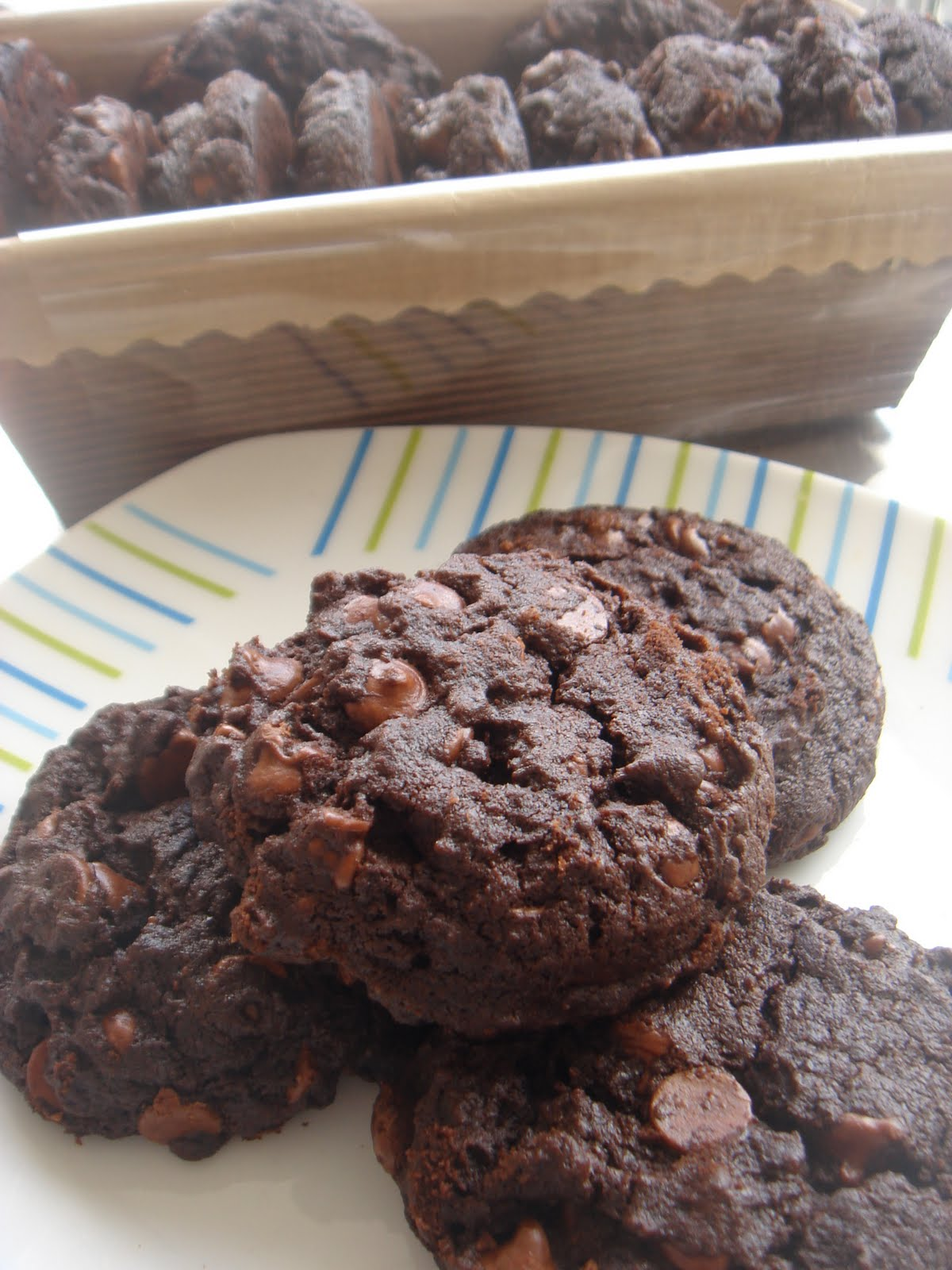 So Sweet: Sua majestade, o cookie de triplo chocolate da