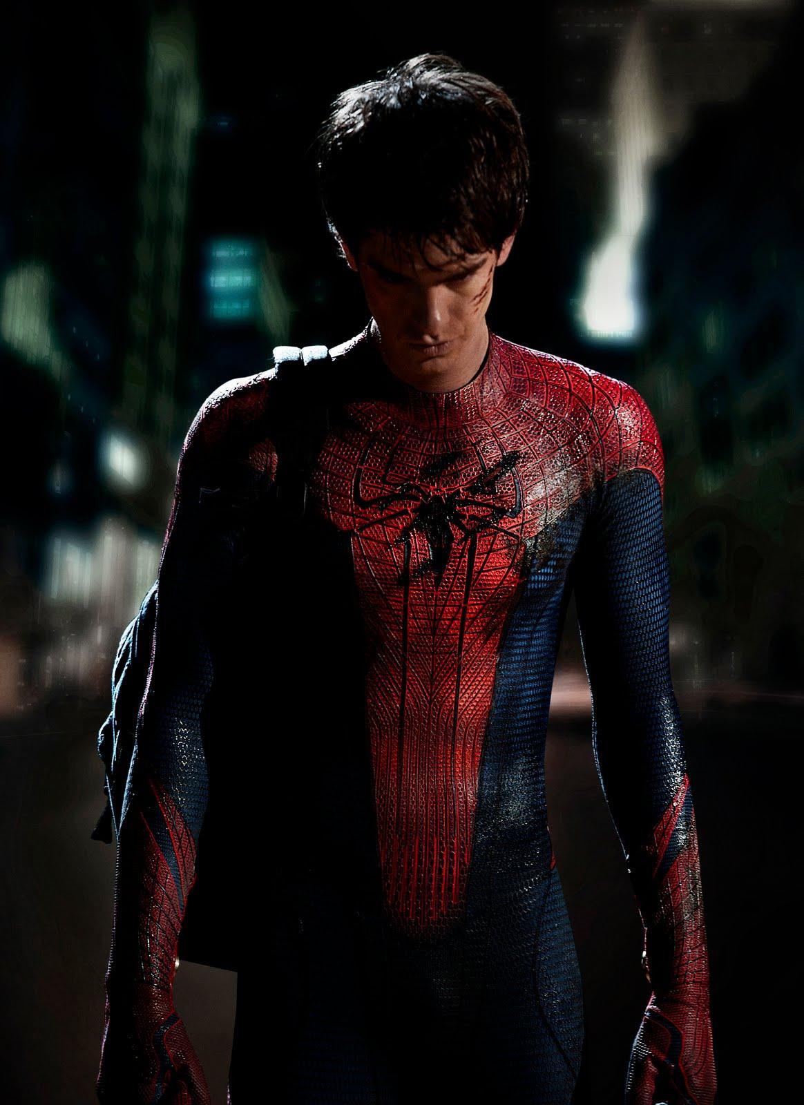 Amazing Spider-Man película de película Actu-2307