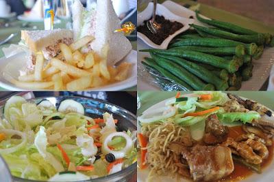 Sumilon Bluewater Island Resort Snacks