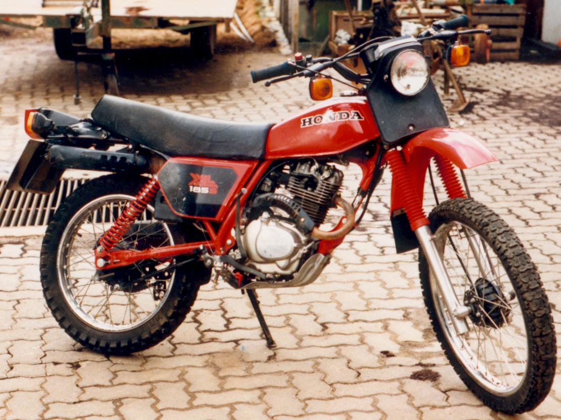 Honda Xl Ct Xr Motorcycle