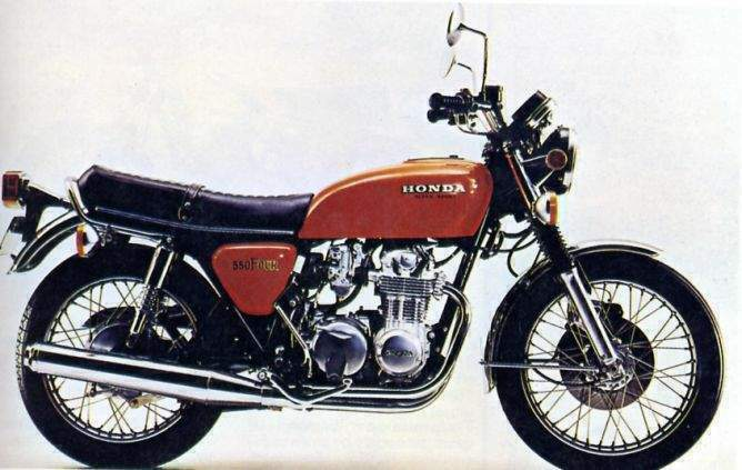 Honda Classic And Vintage Motorcycles Of Asia