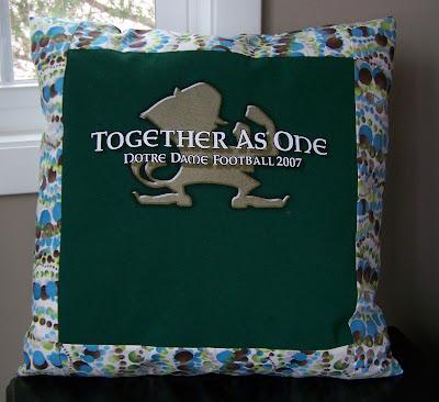 Contemporary Cloth Inc Tutorial How To Sew A T Shirt Quilt Pillow