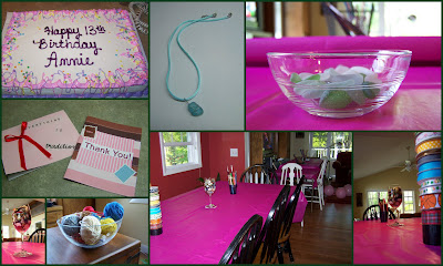 Ladies Night In/13th Birthday Party