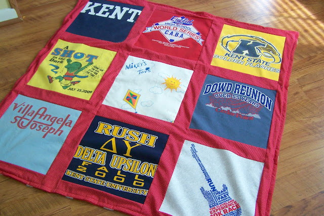 The Daddy Quilt
