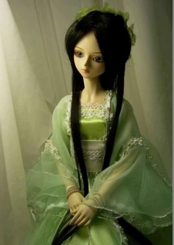 Cute Asian Dolls 58