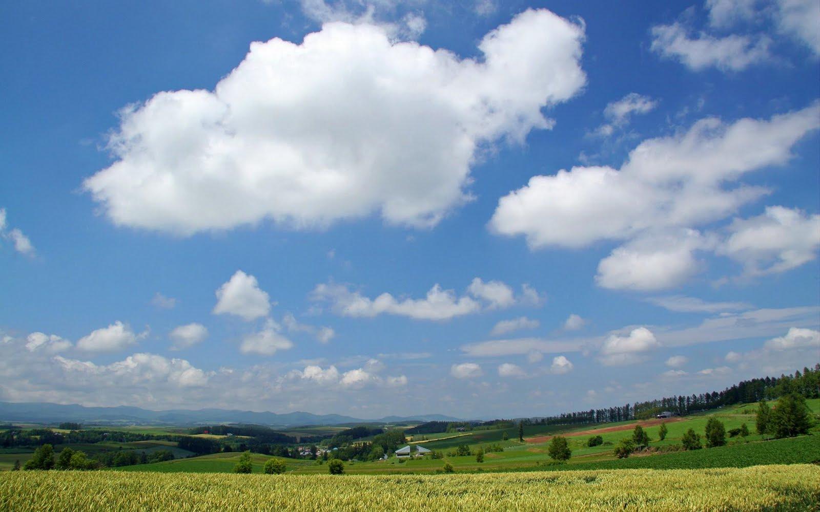japan hokkaido landscape image - photo #24