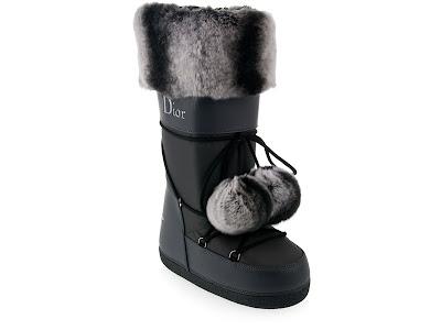 Botas para la Nieve Dior