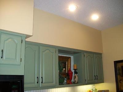 Soffit Above Kitchen Cabinets Kitchen Soffit Ideas Kitchen Ideas