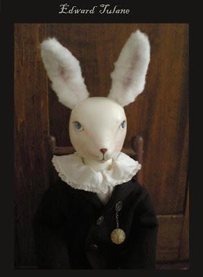 Atticbabys Edward Tulane Doll