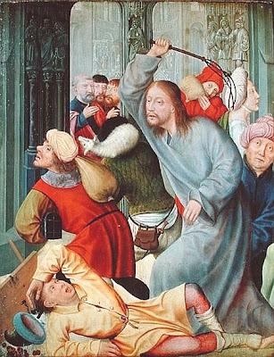 Cacciata dei mercanti dal tempio