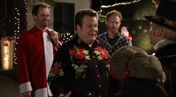 Modern Family Christmas Episodes.2010 Please Welcome Your Judges