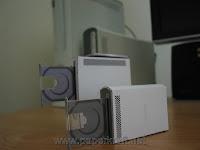 xbox 360 papercraft + hd-dvd ~ paperkraft - free