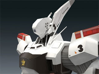 Patlabor AV98 Ingram Papercraft
