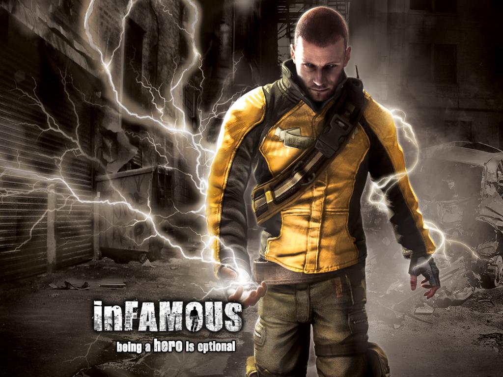 Top Spec Gaming: Infamous