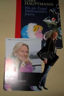 Die Lesung von und mit Gaby Hauptmann war...