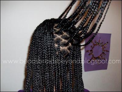 Beads Braids And Beyond Quicker Box Braiding Method