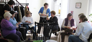 Free Crochet Lessons were held at the Bethel, CT, library