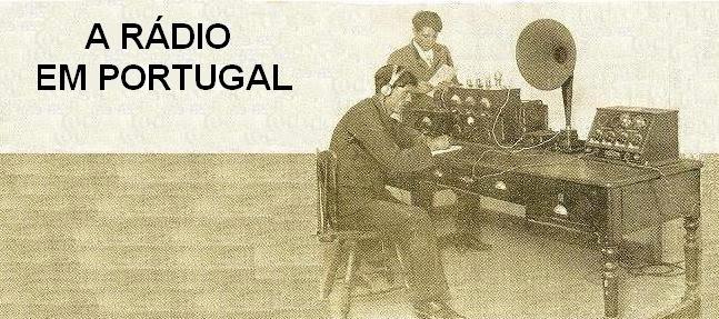 A RÁDIO EM PORTUGAL